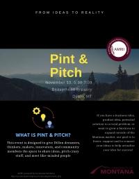 Pint & Pitch