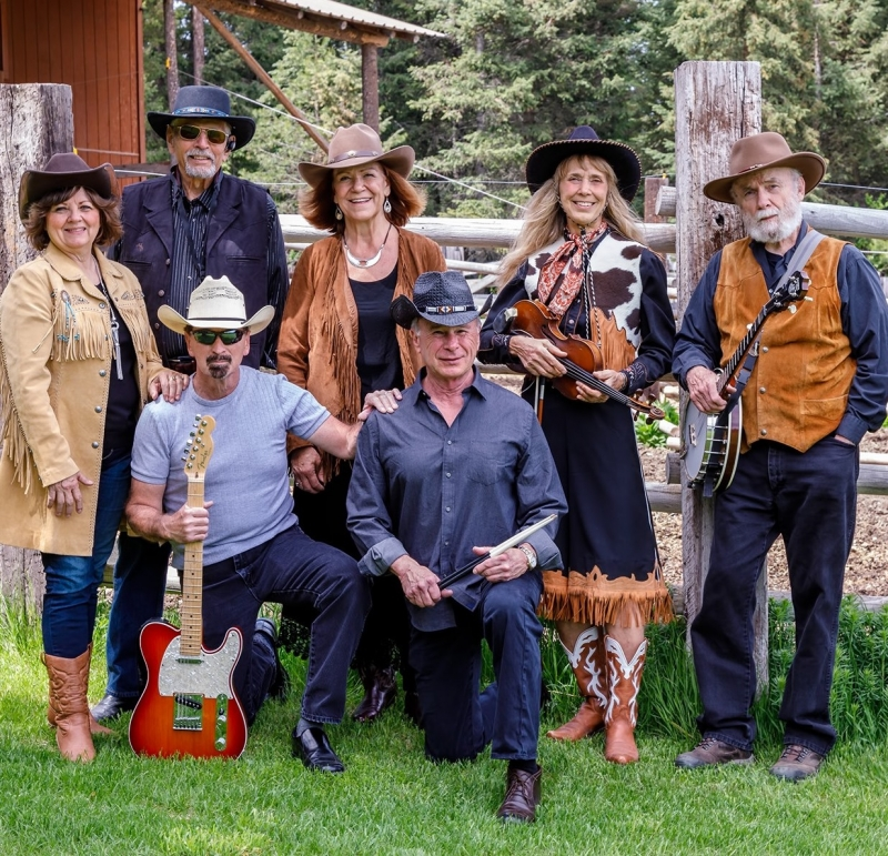 Music by Cowboy Country at Kalispell Eagles