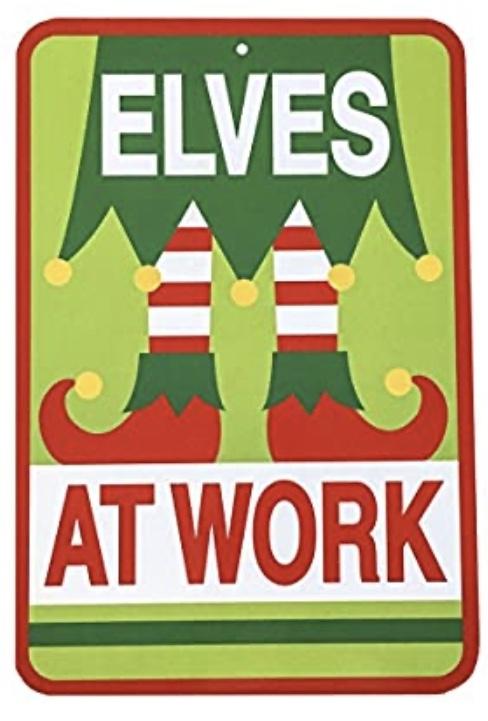 Bigfork Elves Undecorate