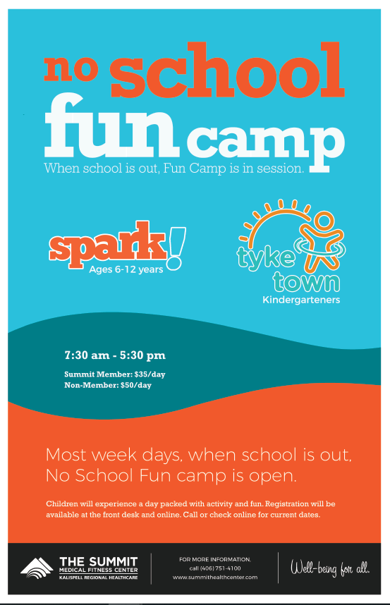 No School Fun Camp
