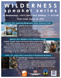 Wilderness Speaker Series