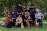 Cowboy Country & the Gold Dust Girls @ Kalispell Eagles