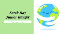 Earth Day Junior Rangers