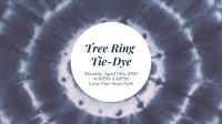 Tree Ring Tie Dye