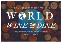 World Wine & Dine Series: Ramen
