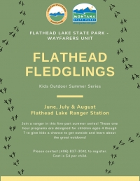 Flathead Fledglings Summer Series