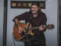 Live Music at Waters Edge Winery with Andrew Sweeney!