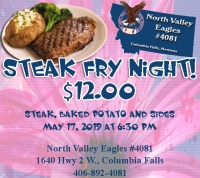 Steak Fry Night