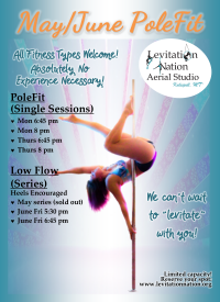 Pole Fitness for Adult Beginners