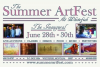 Summer ArtFest at Whitefish