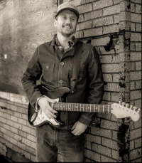 Live music in The Boat Club featuring Brent Jameson