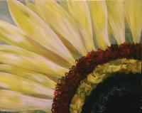 Sunflower, Painting Party, Tipsy Brush Studio