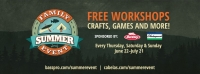 Family Summer Event at Cabela's