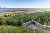 Lone Pine Lookout Lecture Series with Teresa and Al