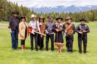 Cowboy Country & the Gold Dust Girls @ Polson Elks Club