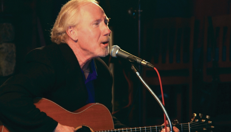 Live music at in the Boat Club featuring John Dunnigan