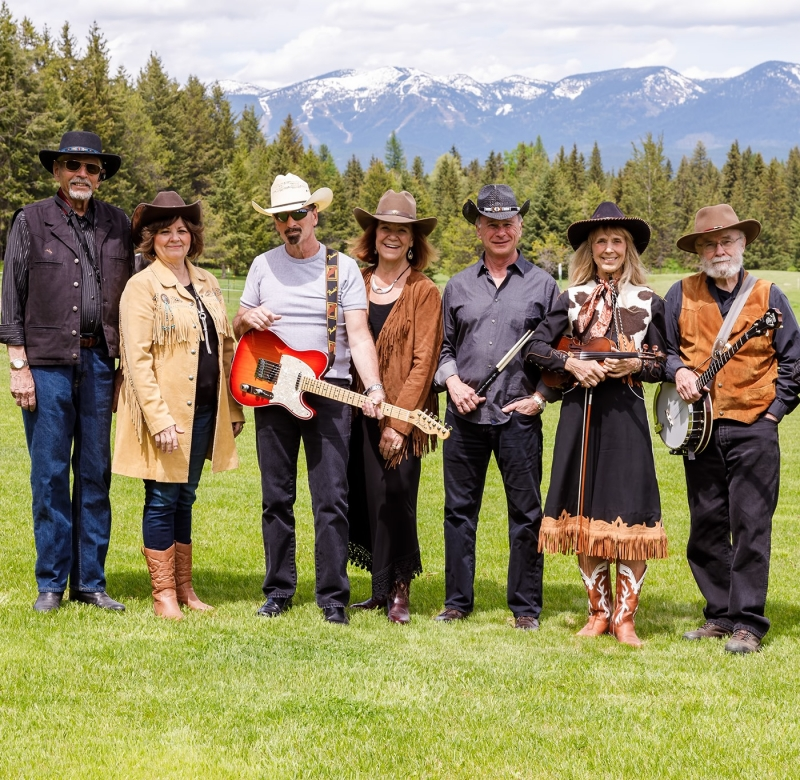 Dance to Cowboy Country at Kalispell Eagles Lodge