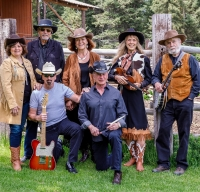 Cowboy Country at the Kalispell Eagles Sept. 26th