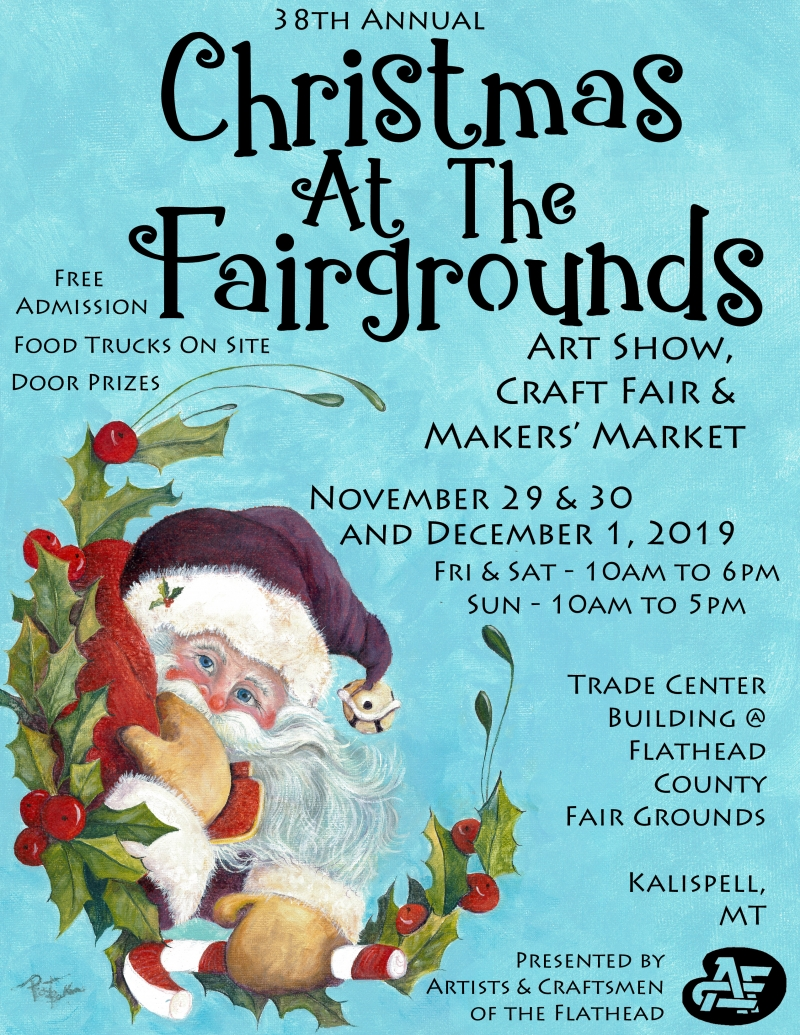 Acf Christmas Art Show Craft Fair And Makers Market 12 01