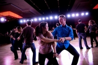 West Coast Swing Lessons and Social