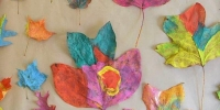 Art Camp: Art In Nature (Ages 3-6)