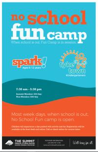 No School Camp for Kids
