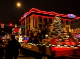 2018 Kalispell Christmas Parade - City of the North