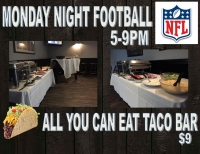 Monday Night Football & Taco Bar @ Marina Cay Resort