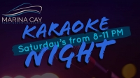 Karaoke Night @ Marina Cay Resort