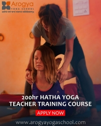 200 Hour Yoga Teacher Training in Rishikesh 2020