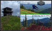 Outsiety - Let's go to Huckleberry Mountain Lookout!