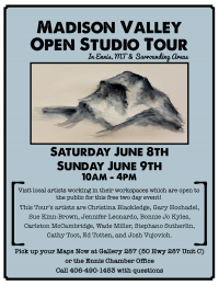 Madison Valley Open Studio Tour 2019