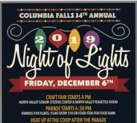 Columbia Falls Night of Lights