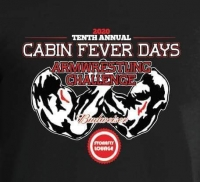 Armwrestling Tournament - Cabin Fever Days