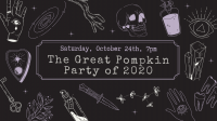 The Great Pompkin Party of 2020
