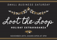 Loot the Loop: Holiday Extravaganza