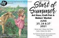 ACF Start of Summer Show - Art/Craft Show