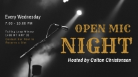 Open Mic Night at the Loop