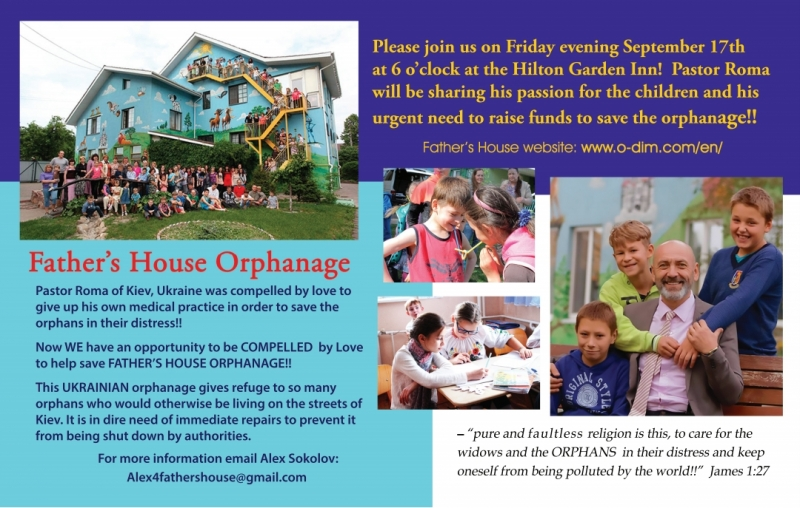 Father's House Orphanage project