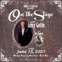 On The Stage with Larry Gatlin