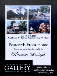 First Friday Art Opening with Karen Leigh
