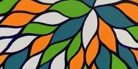 Canvas & Cocktails: Floral Patterns