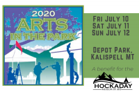 Arts in the Park 2020: a benefit for the Hockaday
