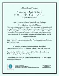 Spiritual & Energy Healing Day - Deep Bay Center