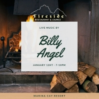 Billy Angel Live at the Firside Lounge