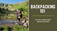 Backpacking 101 Workshop