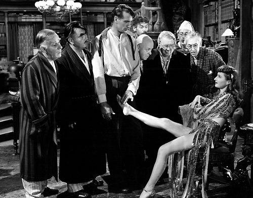 Film Club screens classic comedy Ball of Fire, FREE