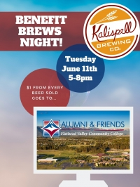 FVCC Alumni & Friends Benefit Brews Night