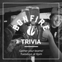 Trivia Tuesday at Montana Bonfire