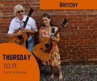 Britchy Live at KBC